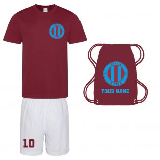 Personalised Villa Training Kit Package