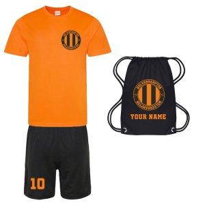 Personalised Wolverhampton Training Kit Package