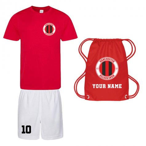 Personalised Manchester Training Kit Package