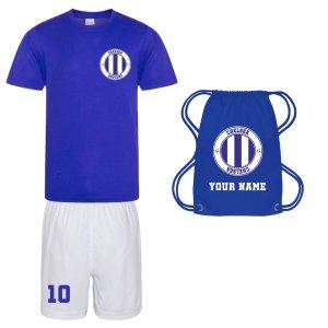 Personalised Chelsea Training Kit Package
