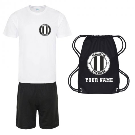 Personalised Newcastle Training Kit Package
