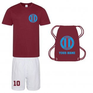 Personalised Burnley Training Kit Package