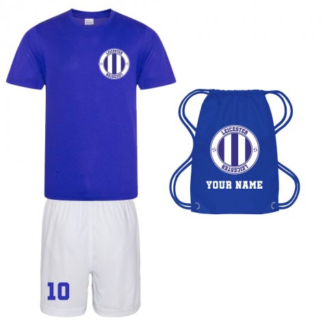 Personalised Leicester Training Kit Package