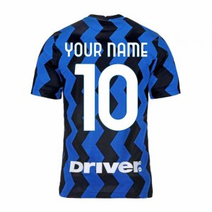 2020-2021 Inter Milan Home Nike Football Shirt (Kids)