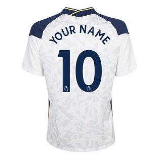 2020-2021 Tottenham Home Nike Football Shirt (Kids) (Your Name)