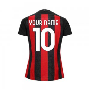 2020-2021 AC Milan Puma Home Womens Shirt