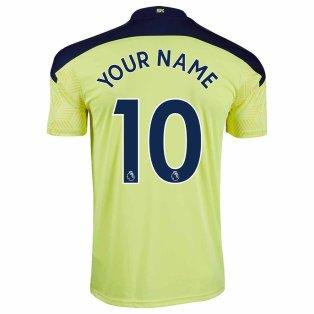2020-2021 Newcastle Away Football Shirt (Your Name)