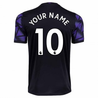 2020-2021 Newcastle Third Football Shirt (Your Name)