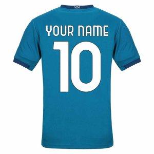2020-2021 AC Milan Puma Third Football Shirt