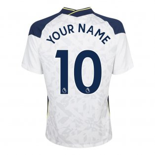 2020-2021 Tottenham Home Nike Ladies Shirt (Your Name)