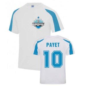Dimitri Payet Marseille Sports Training Jersey (White)