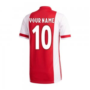2020-2021 Ajax Adidas Home Shirt (Kids)