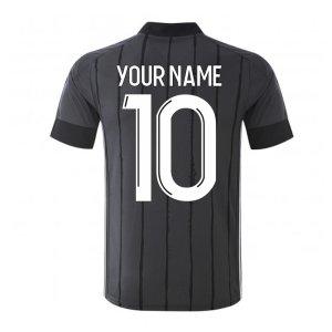 2020-2021 Olympique Lyon Adidas Away Football Shirt