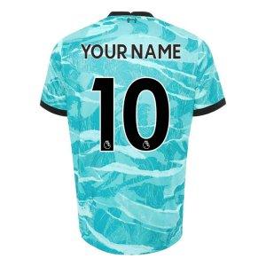 2020-2021 Liverpool Away Shirt