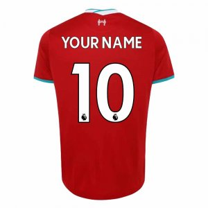 2020-2021 Liverpool Home Shirt (Kids) (Your Name)