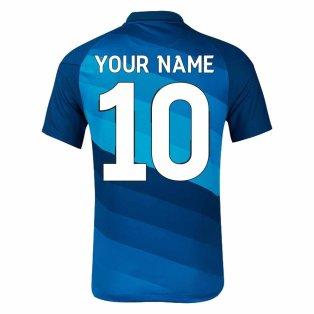 2020-2021 Zenit St Petersburg Home Nike Shirt (Kids) (Your Name)