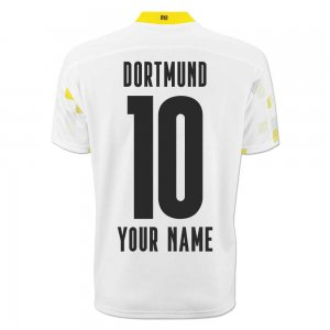 2020-2021 Borussia Dortmund Puma Third Cup Football Shirt