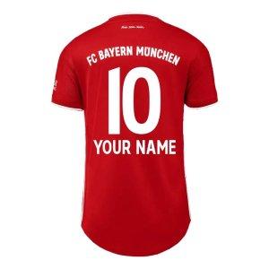 2020-2021 Bayern Munich Adidas Home Womens Shirt