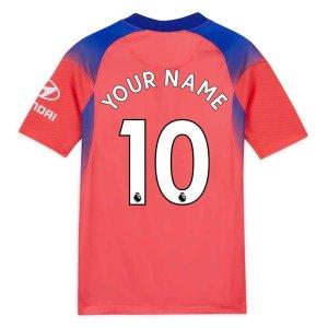 2020-2021 Chelsea Third Nike Football Shirt (Kids)