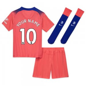 2020-2021 Chelsea Third Nike Little Boys Mini Kit
