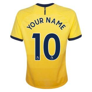 2020-2021 Tottenham Third Nike Football Shirt (Kids) (Your Name)