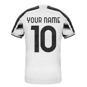 2020-2021 Juventus Adidas Home Shirt (Kids)