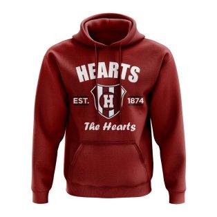 Hearts Established Hoody (Maroon)