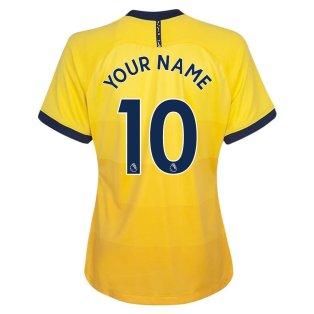 2020-2021 Tottenham Third Nike Ladies Shirt (Your Name)
