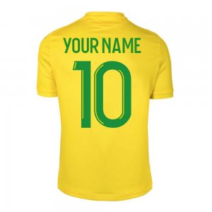 2020-2021 Nantes Authentic Home Match Shirt (Your Name)