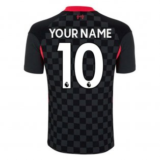 2020-2021 Liverpool Vapor Third Shirt (Your Name)