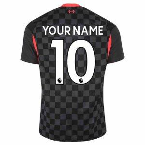 2020-2021 Liverpool Third Shirt (Your Name)