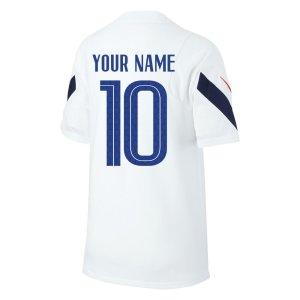 2020-2021 France Nike Training Shirt (White)
