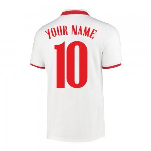 2020-2021 Poland Home Nike Football Shirt