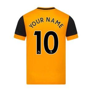 2020-2021 Wolves Home Football Shirt