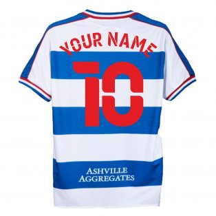 2020-2021 Queens Park Rangers Home Shirt (Your Name)