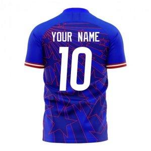 USA 2020-2021 Away Concept Football Kit (Libero)