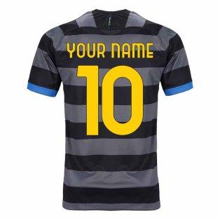 2020-2021 Inter Milan Third Shirt (Kids) (Your Name)