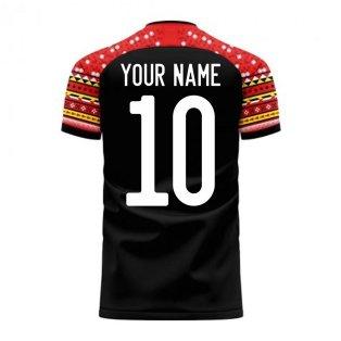 Belgium 2020-2021 Away Concept Football Kit (Libero) (Your Name)