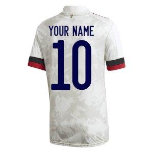 2020-2021 Belgium Away Shirt