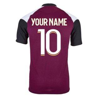 2020-2021 PSG Third Shirt (Your Name)