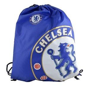 Chelsea FC Crest Reflex Gym Bag