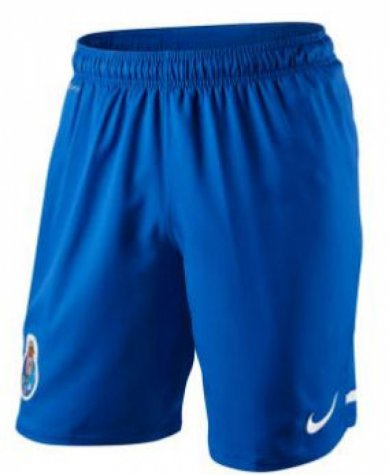 2011-12 FC Porto Home Nike Football Shorts