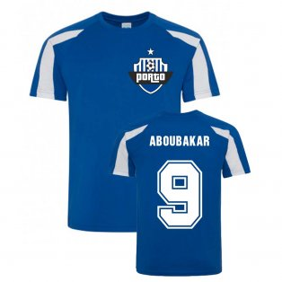 Vincent Aboubakar Porto Sports Training Jersey (Blue)