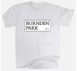 Bolton Burnden Park T-Shirt