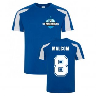 Malcom Zenit Sports Training Jersey (Blue)