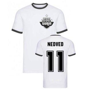 Pavel Nedved Ringer Tee (White)