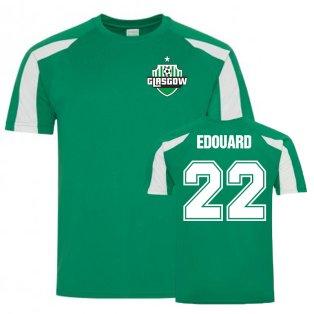 Odsonne Edouard Celtic Sports Training Jersey (Green)