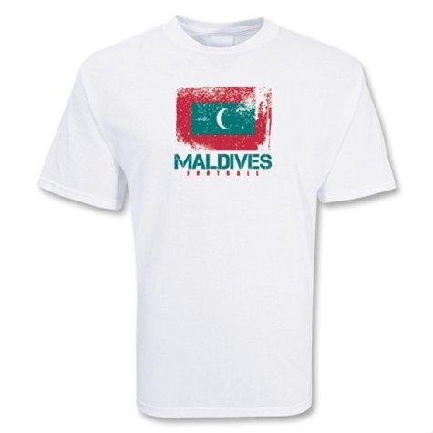 Maldives Football T-shirt
