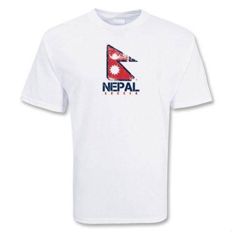 Nepal Football T-shirt
