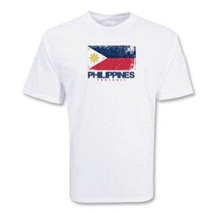 Philippines Football T-shirt
